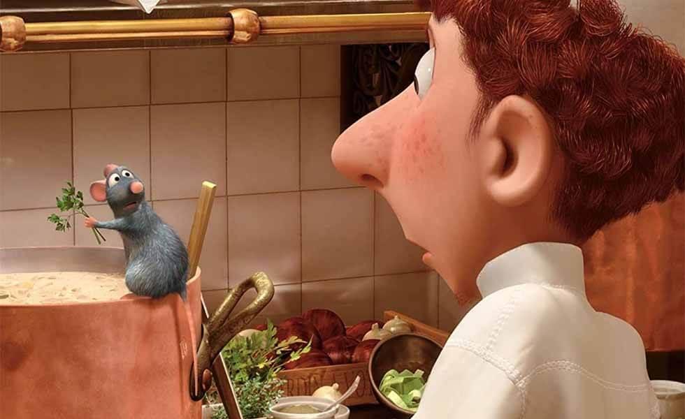 #QuédateEnCasa Cocina los platillos de las películas de DisneySubtítulo