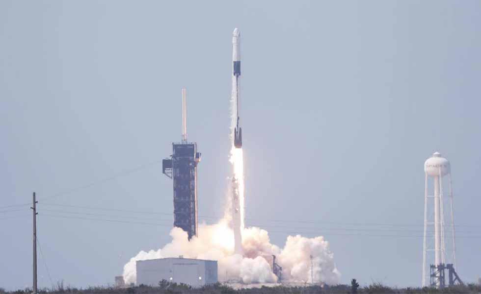Así fue el primer viaje tripulado con éxito al espacioSubtítulo