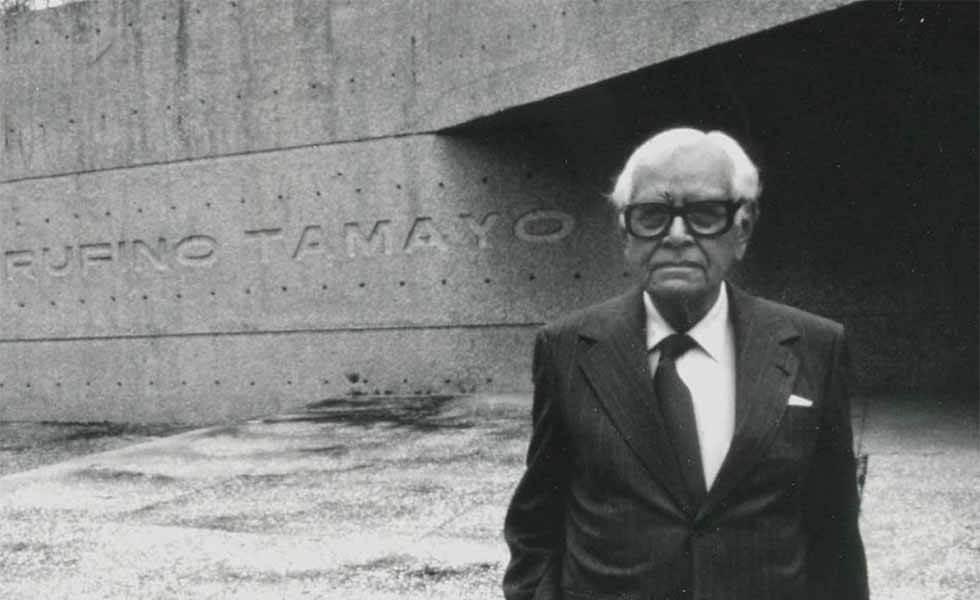 Recorre virtualmente el Museo Tamayo en su aniversarioSubtítulo