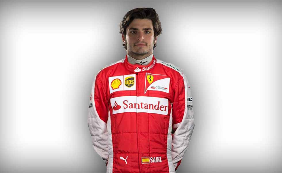 El piloto español Carlos Sainz Jr. ficha por Ferrari en la F1Subtítulo