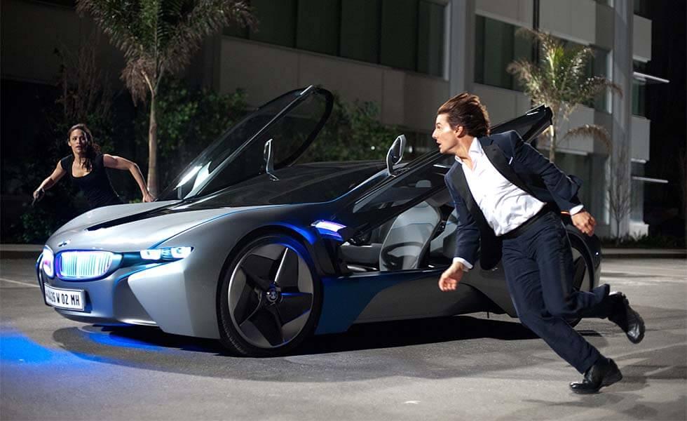 Las mejores películas y series donde aparecen coches BMWSubtítulo