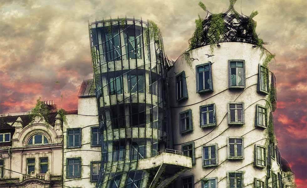 Las 7 construcciones más surrealistas de los arquitectosSubtítulo