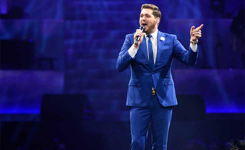 Michael Bublé, la voz eleganteSubtítulo