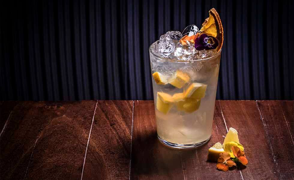 #QuédateEnCasa: 4 cocteles con Gin Tonic para hacer en casaSubtítulo