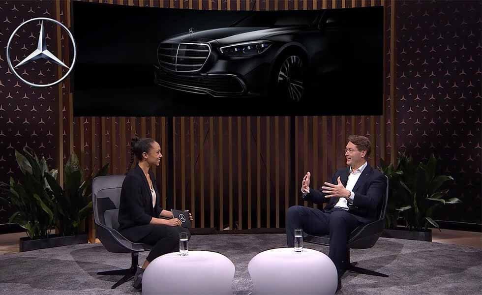 Mercedes Benz crea un nuevo canal de noticias: Meet Mercedes DigitalSubtítulo