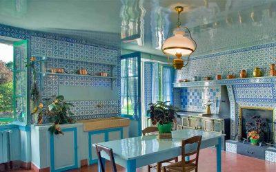 Visita virtual a la Casa Monet en GivernySubtítulo