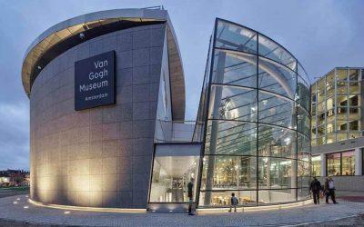Recorre virtualmente el Museo Van Gogh de Holanda desde casaSubtítulo
