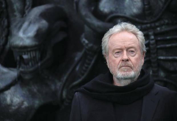 Ridley Scott y su nueva serie basada en una obra de DickensSubtítulo