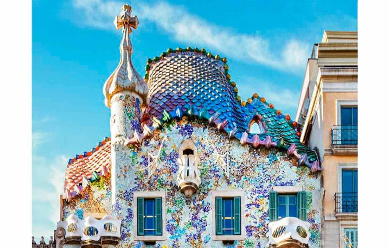 Casa Batlló – Barcelona, España