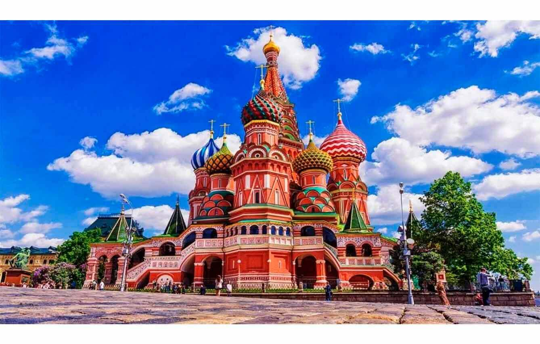 Catedral de San Basilio – Moscú, Rusia