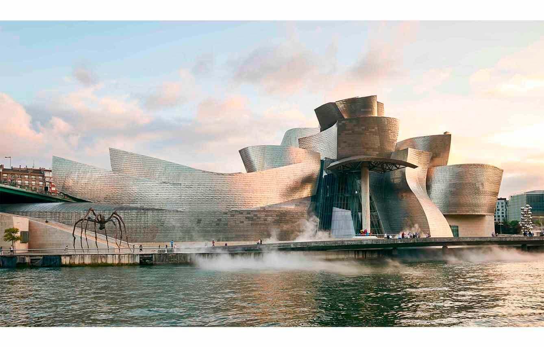 Museo Guggenheim – Bilbao, España
