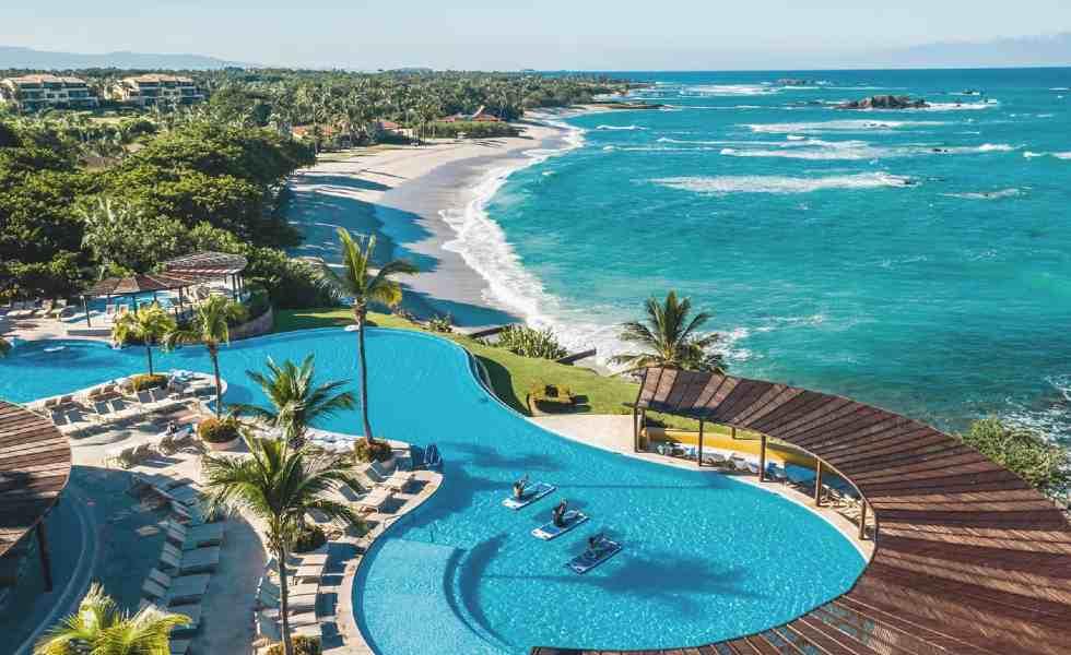 ¿Cuáles son los hoteles de lujo que reabren en México?Subtítulo