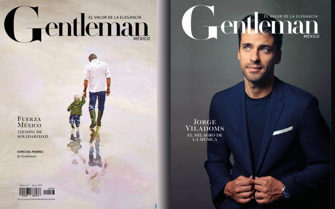 Gentleman México ofrece libre acceso a su edición de junioSubtítulo