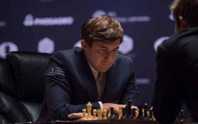 Se festeja el 50 aniversario de la llegada del ajedrez al espacioSubtítulo