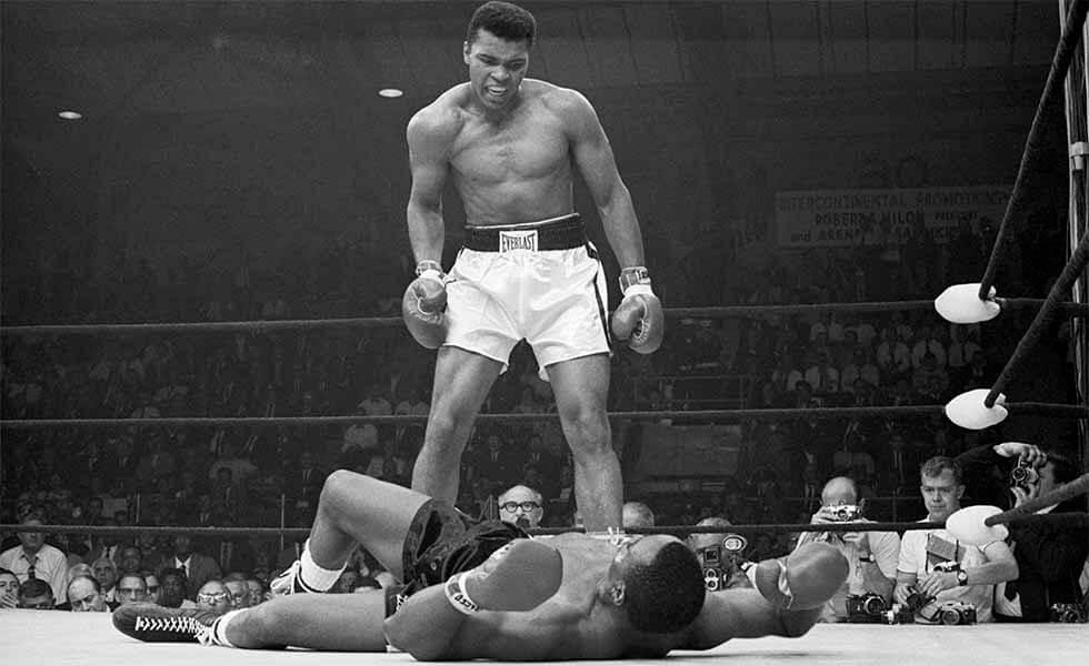 Adiós a la gran leyenda del boxeoSubtítulo