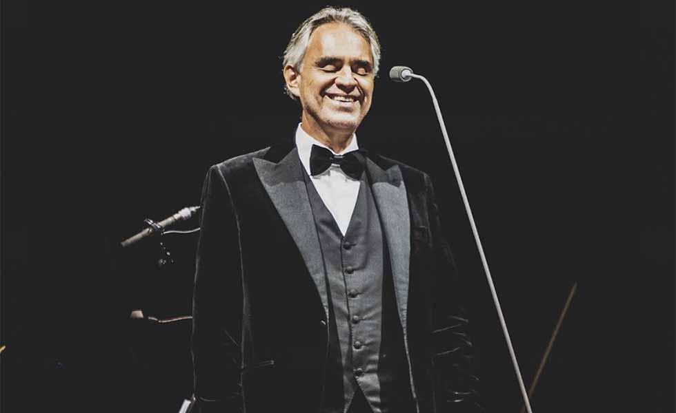Andrea Bocelli tuvo COVID-19 y se recuperóSubtítulo