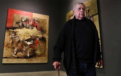 Fallece el artista mexicano Manuel FelguérezSubtítulo