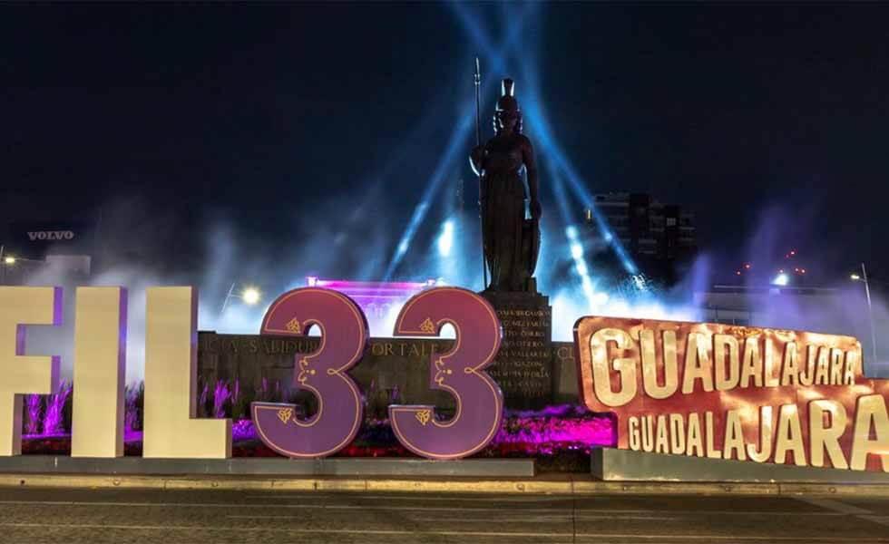 La Feria del libro de Guadalajara recibe el Premio Princesa de AsturiasSubtítulo