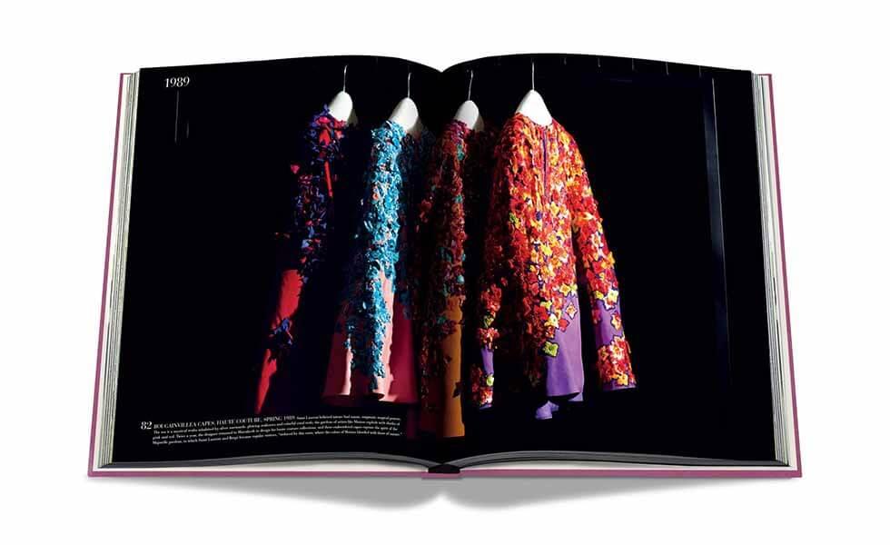 Yves Saint Laurent: El libro que recoge los vestidos más icónicosSubtítulo