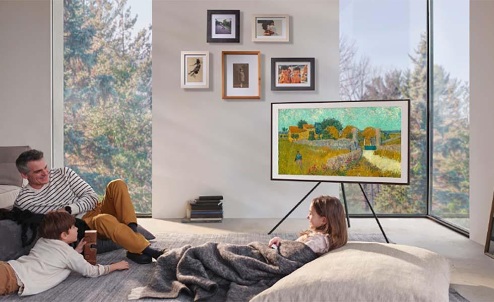 Samsung ofrece acceso gratuito a obras de arte de todo el mundoSubtítulo