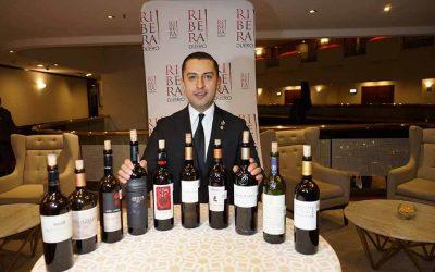 Luis Morones, nombrado Wine Brand Ambassador de MéxicoSubtítulo