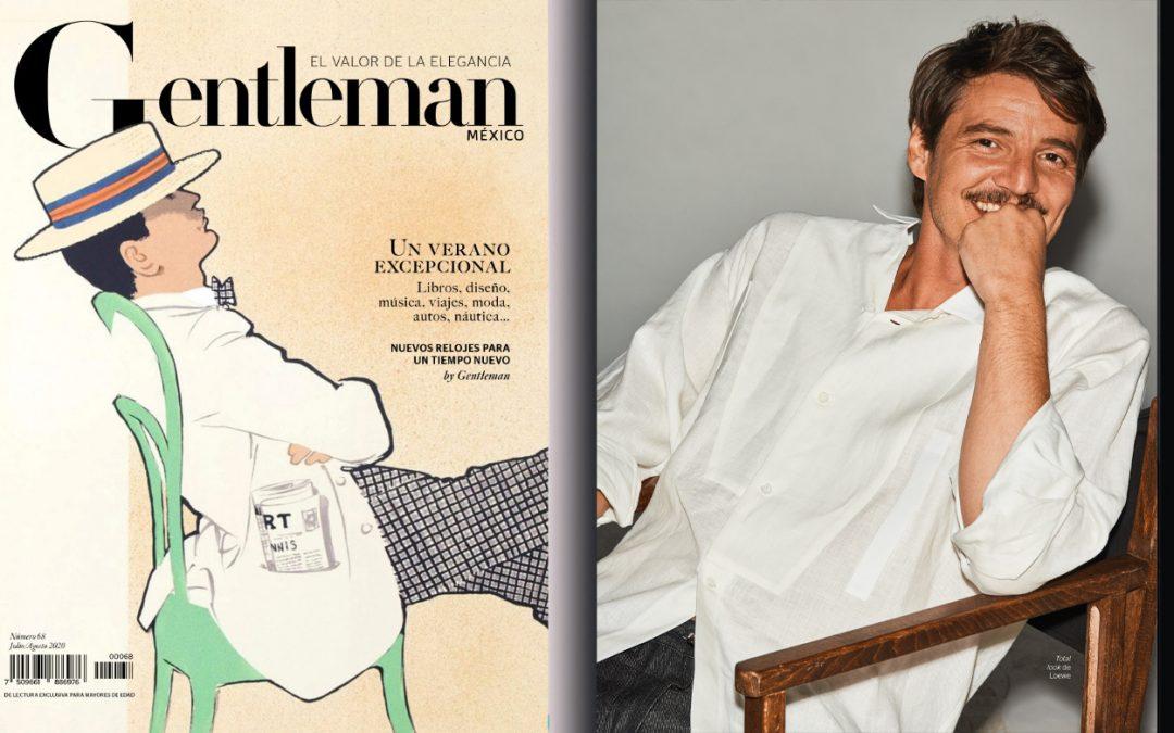Gentleman México ofrece libre acceso a su edición de julio-agostoSubtítulo
