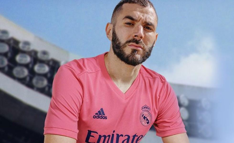 El Real Madrid presenta su nueva equipación 2021Subtítulo