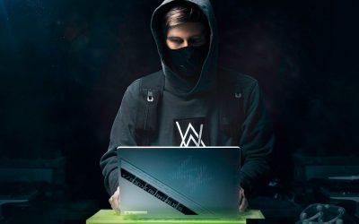 Una revolucionaria laptop inspirada en el mejor DJSubtítulo