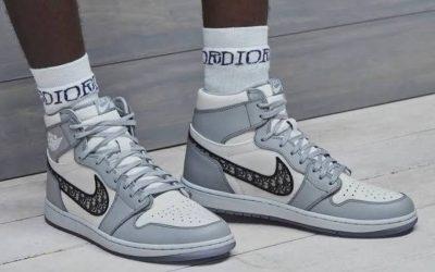 ¿Cuándo se pueden comprar los nuevos sneakers Air Jordan de Dior?Subtítulo