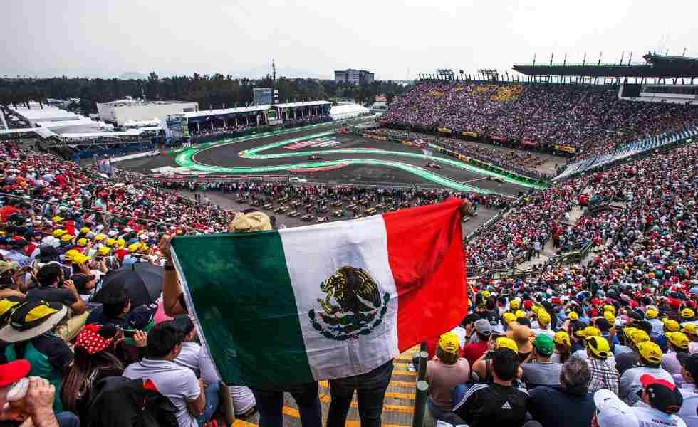 El GP de F1 de México 2020 se pospone para el próximo añoSubtítulo