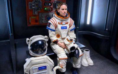 Hilary Swank se va a Marte con NetflixSubtítulo