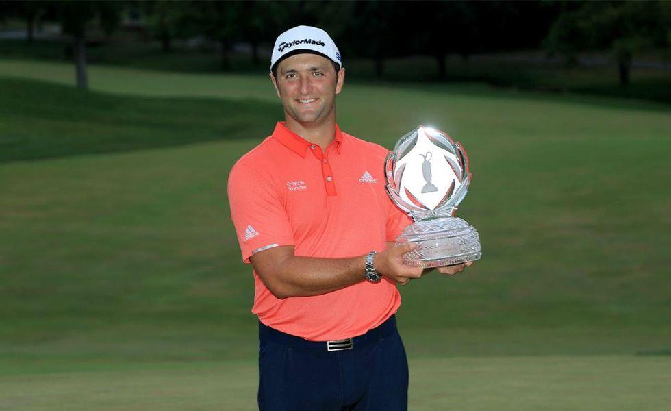 Jon Rahm es el nuevo número uno mundial del golfSubtítulo