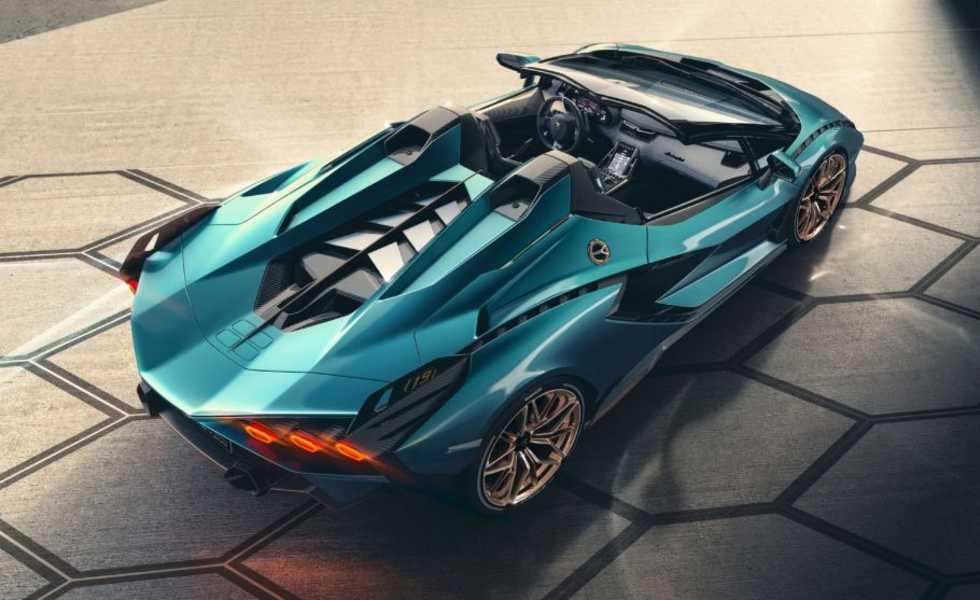 ¿Conoces el espectacular nuevo modelo híbrido de Lamborghini?Subtítulo