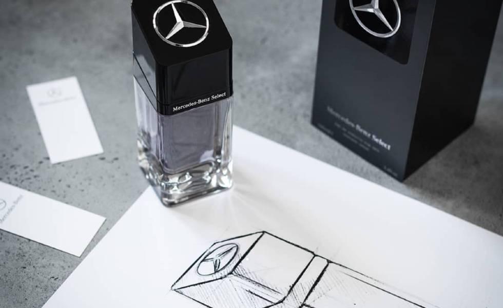 ¿A qué huele la nueva fragancia de Mercedes-Benz?Subtítulo