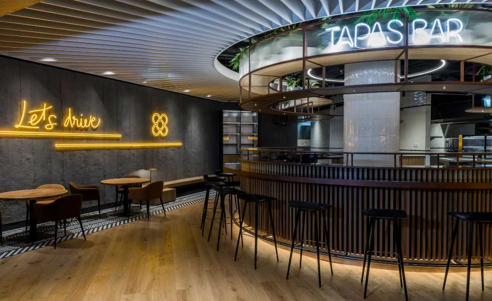 Seat inaugura su primer restauranteSubtítulo