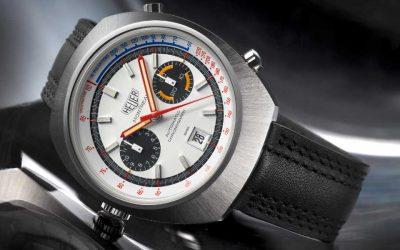 TAG Heuer festeja su aniversario con un reloj de colecciónSubtítulo