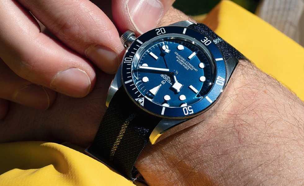 El reloj azul que debes tenerSubtítulo