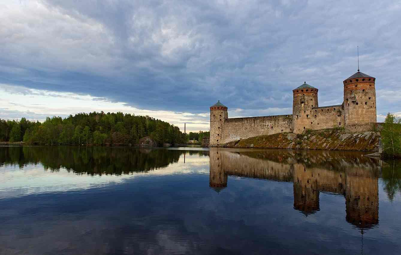 Ópera en el castillo de Savonlinna