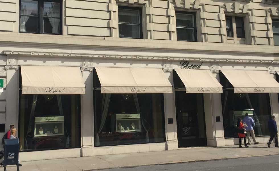 Chopard abre su nueva boutique en Nueva YorkSubtítulo