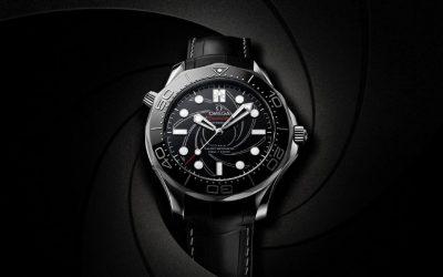 Este es el nuevo y exclusivo reloj de James BondSubtítulo