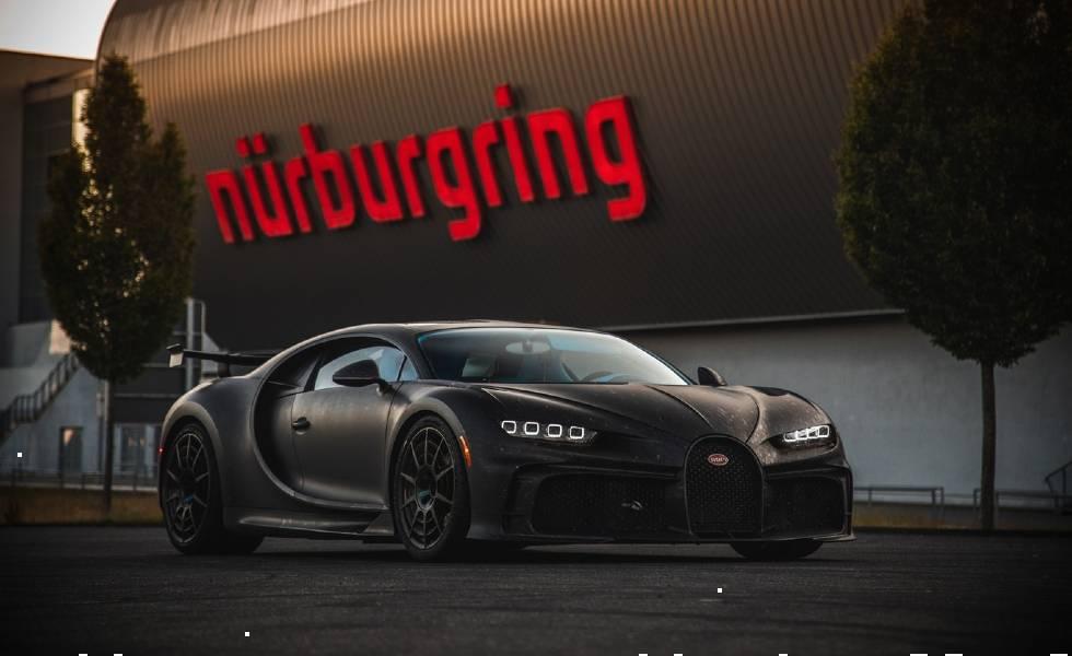 ¿Cómo es el nuevo Bugatti Chiron Pur Sport?Subtítulo