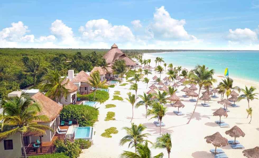 Cancún, bodas de oro en el paraísoSubtítulo