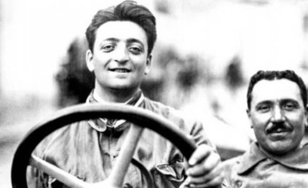 La historia de Ferrari en 13 imágenesSubtítulo
