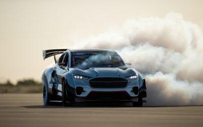 Descubre cómo es el prototipo eléctrico de MustangSubtítulo