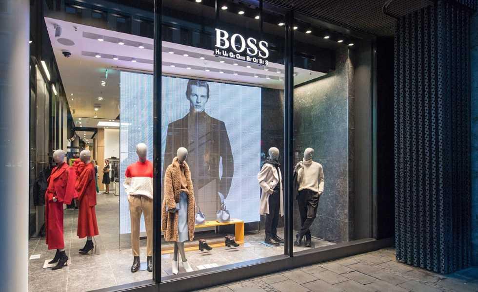 Hugo Boss inaugura en México su tienda on lineSubtítulo