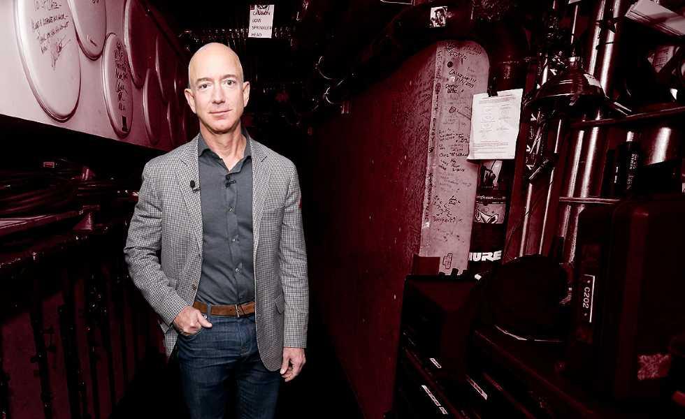 Jeff Bezos, el 'Rey Midas' en la cuarentenaSubtítulo