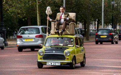 ¿Te acuerdas del Mini clásico de Mr. Bean?Subtítulo