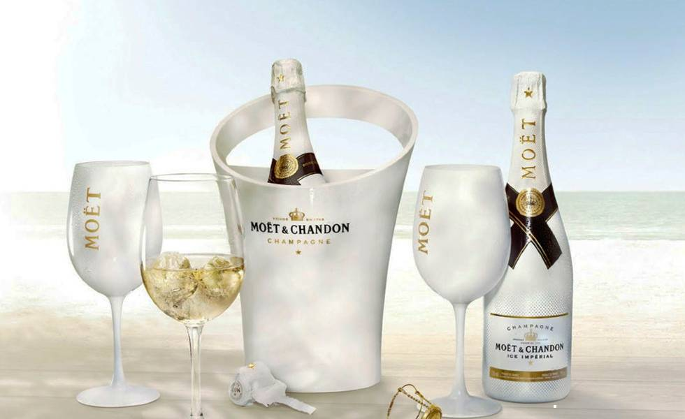 Moët & Chandon se inspira en Cancún en su nueva botellaSubtítulo