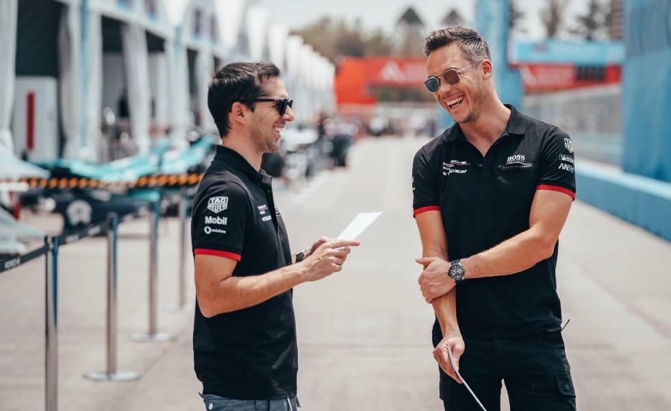 Los objetivos de Porsche para el final de temporada de Fórmula ESubtítulo