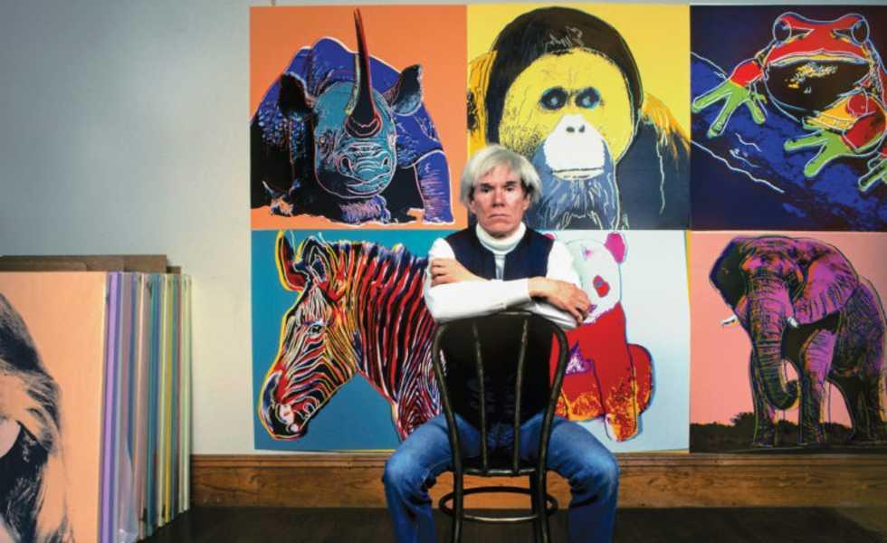 Las 5 obras más importantes de Andy WarholSubtítulo